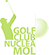 Golf club Nuclea Mol logo